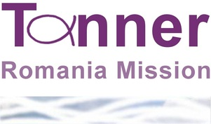 Tanner Romania Mission Logo with Jesus Fish
